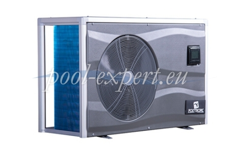 The main differences between the various models heat pumps for swimming pools