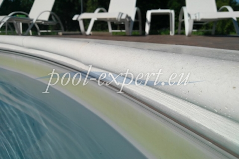 Problems in swimming pool waterline cleaning - how to avoid?