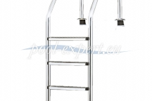 4-stepped ladder